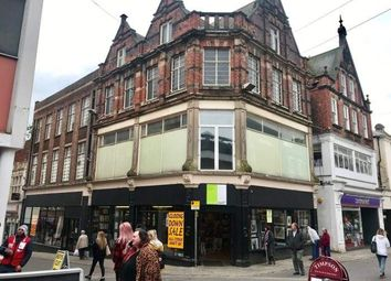 Thumbnail Retail premises for sale in 9A/11 High Street, High Street, Chesterfield