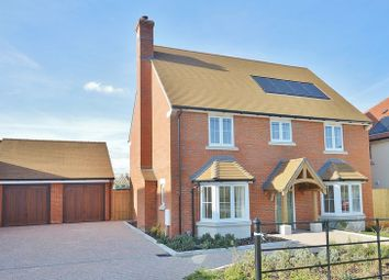 Thumbnail 4 bed detached house for sale in Picts Lane, Princes Risborough