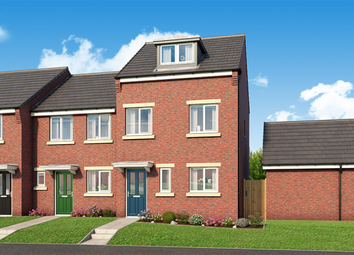 "Thumbnail 3 bed property for sale in ""The Oakhurst At Derwent Heights"" at Off Ravensworth Road, Dunston"