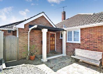 Thumbnail 3 bed semi-detached bungalow to rent in Hartfield Close, Tonbridge