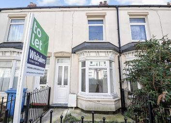 Thumbnail 2 bed terraced house for sale in Crossland Avenue, Holland Street, Hull
