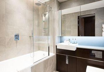Thumbnail 1 bed flat to rent in Charles Clowes Walk, London