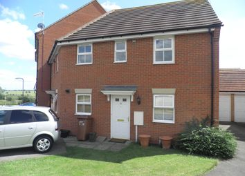 Thumbnail 2 bed flat to rent in Romulus Close, Wootton, Northampton