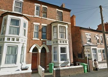 Thumbnail 2 bed flat to rent in Wiverton Road, Forest Fields, Nottingham