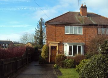 Thumbnail 3 bed end terrace house to rent in Tutbury Road, Burton On Trent