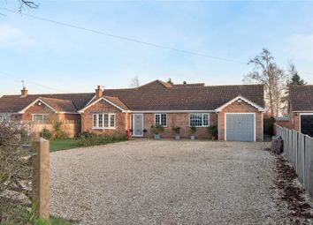 Thumbnail 5 bedroom bungalow for sale in Witham Road, Woodhall Spa