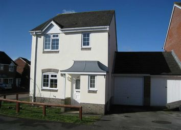 Thumbnail 3 bed detached house to rent in Harrington Close, Newbury