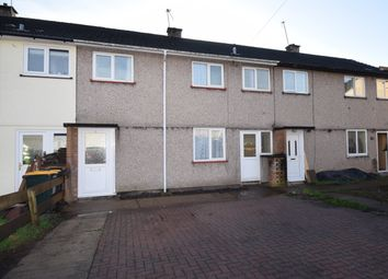 Thumbnail 3 bed terraced house to rent in Hawke Close, Newport