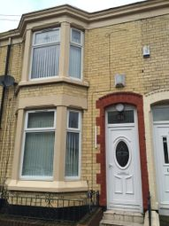 Thumbnail 4 bedroom terraced house to rent in Edinburgh Road, Liverpool