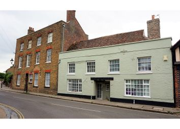 Thumbnail 3 bed terraced house for sale in New Street, Sandwich