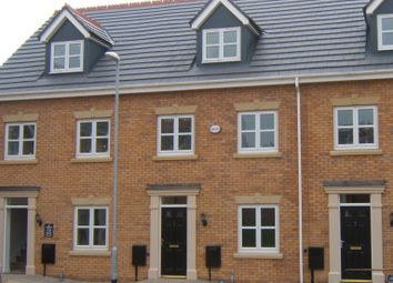 3 bed town house for sale in Riseholme Close, Braunstone, Leicester LE3