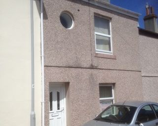 Thumbnail 2 bed terraced house to rent in York Place, Plymouth