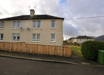 Thumbnail 1 bed flat for sale in School Terrace, Coalsnaughton, Tillicoultry