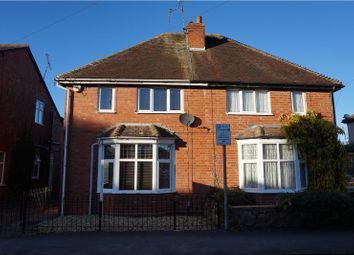 Thumbnail 3 bed semi-detached house for sale in Barrow Road, Kenilworth