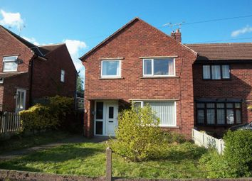 Thumbnail 3 bed semi-detached house to rent in Chainbridge Road, Lound, Retford
