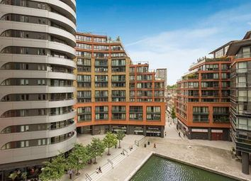 Thumbnail 1 bedroom flat to rent in Merchant Square W2,