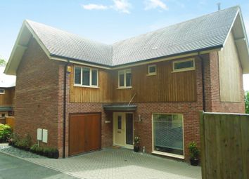 Thumbnail 4 bed detached house for sale in Lower Rd, Harmer Hill, Shrewsbury