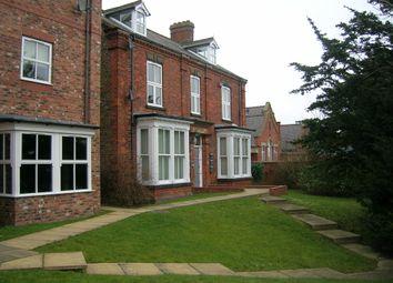 Thumbnail 1 bed flat to rent in Marton Road, Bridlington