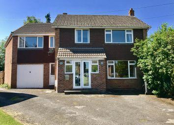 Thumbnail 4 bed detached house for sale in Parklands, Trowbridge, Wiltshire