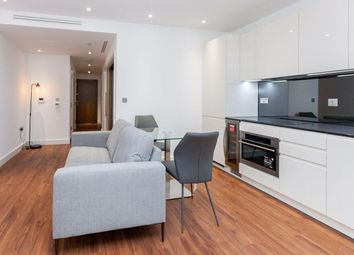 Thumbnail 1 bed flat to rent in Brent House, Wandsworth Road