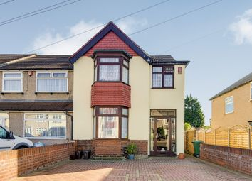 Thumbnail 4 bed semi-detached house for sale in Glenview, London