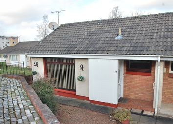 Thumbnail 1 bed semi-detached bungalow for sale in Backwood Court, Clackmannan