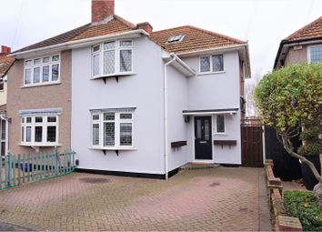 Thumbnail 3 bedroom semi-detached house for sale in Mawney Road, Mawneys, Romford