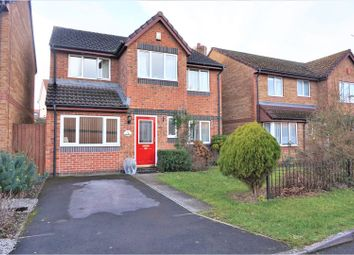 Thumbnail 4 bed detached house for sale in Meadgate, Emersons Green