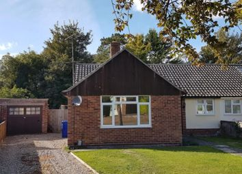 Thumbnail 3 bed bungalow to rent in St. Martins Close, Exning