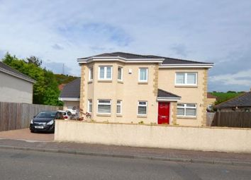 Thumbnail 4 bed detached house for sale in Meadowfoot Road, West Kilbride