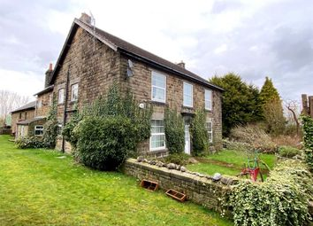 Thumbnail 5 bed farmhouse for sale in Hilltop Farm, Derby Road, Clay Cross, Chesterfield
