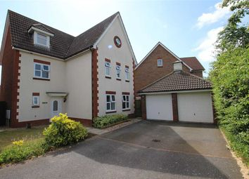 Thumbnail 5 bed detached house for sale in Century Drive, Grange Farm, Kesgrave, Ipswich