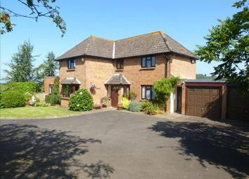 Thumbnail 4 bed detached house for sale in Old Cleeve, Minehead