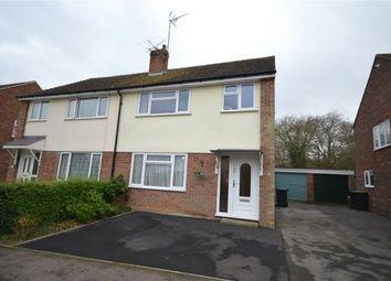 Thumbnail 3 bed semi-detached house for sale in Chichester Road, Saffron Walden, Essex
