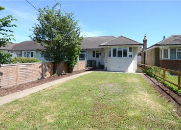 Thumbnail 3 bed terraced bungalow for sale in Oxenden Road, Tongham, Farnham