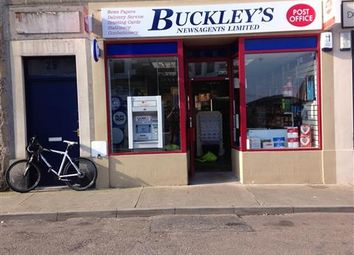 Thumbnail Retail premises for sale in Lossiemouth, Moray