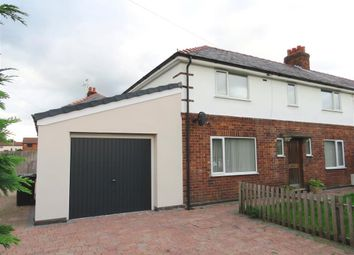 Thumbnail 4 bed semi-detached house to rent in Cedar Grove, Hoole, Chester