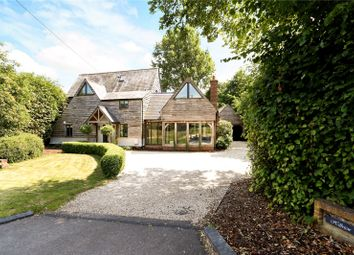 Thumbnail 5 bedroom detached house for sale in The Drift, Bentley, Farnham, Hampshire