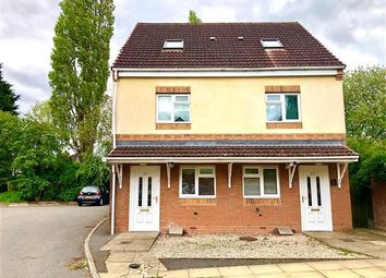 Thumbnail 3 bed end terrace house to rent in Dam Mill Close, Codsall, Wolverhampton