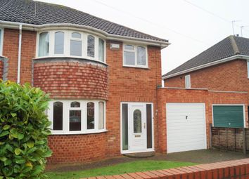 Thumbnail 3 bed semi-detached house for sale in Comer Road, Worcester