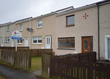 Thumbnail 2 bed terraced house to rent in Fleming Way, Larkhall, South Lanarkshire