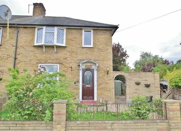 Thumbnail 3 bed end terrace house for sale in Beeleigh Road, Morden