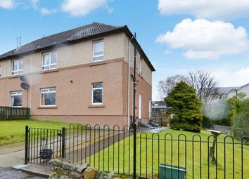Thumbnail 2 bed flat for sale in Hunterston Road, West Kilbride