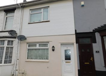 Thumbnail 3 bedroom terraced house to rent in Strode Road, Portsmouth