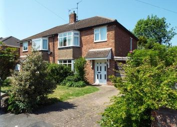 Thumbnail 3 bed semi-detached house for sale in Branston Close, Lincoln, Lincolnshire, .