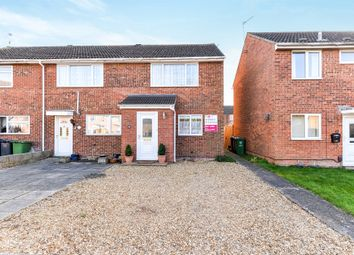 Thumbnail 3 bed semi-detached house for sale in Russet Way, Melbourn, Royston