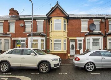 Thumbnail 3 bed terraced house for sale in Gelligaer Street, Cardiff, Caerdydd, Wales