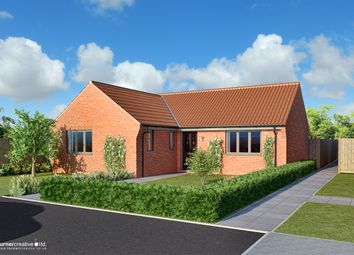 Thumbnail 3 bed bungalow for sale in Back Lane, Mileham