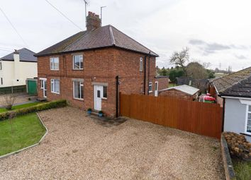 Thumbnail 3 bed semi-detached house for sale in Hallgate, Holbeach, Spalding