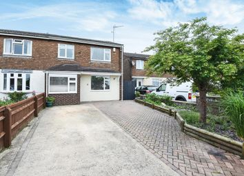 Thumbnail 3 bed end terrace house for sale in Wootton, Oxfordshire OX13,